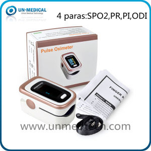 New-Finger Pulse Oximeter with 4 Paras: SpO2, Pr, Pi, Odi pictures & photos