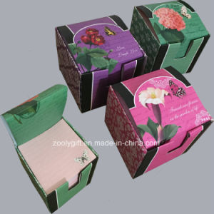 10 X 10 X 10 Paper Note Cube Memo Note Cube Paper Pad Block pictures & photos