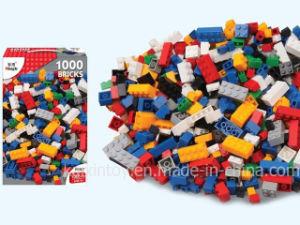 Blocks Kid′s ABS Plastic 1000 PCS Building Blocks Kids Toy (10198643) pictures & photos