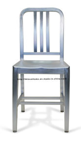 Emeco Dining Restaurant Coffee Aluminum Navy Chair pictures & photos