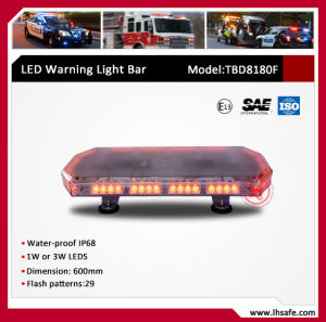 LED Mini Warning Light Bar (TBD8180F) pictures & photos