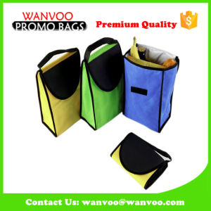 Various Color Polyester Lunch Cooler Ice Bag pictures & photos