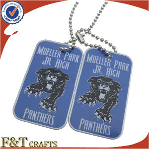 Custom Wholesale Human Beauty New Design Dog Tags (FTDT2025A) pictures & photos