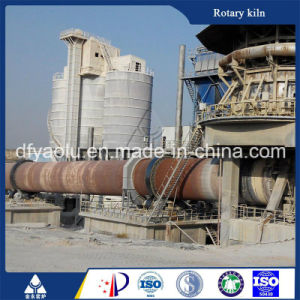 High Efficient Energy Saving 600tpd Rotary Lime Kiln pictures & photos