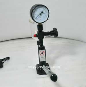 Common Rail Injector Test Stand Diesel Fuel Injector Validtor S60h pictures & photos