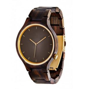 OEM Ms. Wood Table Ebony Table Sandalwood Watch pictures & photos