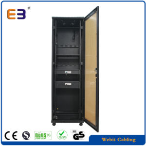 18u to 48u Us Type Disassembled Network Cabinet pictures & photos