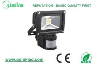 High Quality Sensor 10W PIR LED Flood Light
