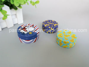 Printed Aluminum Container for Christmas Gift Packing (PPC-ATC-035) pictures & photos