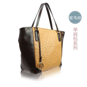 Snake Grain Shoulder Bag Designs for Womens Collections pictures & photos