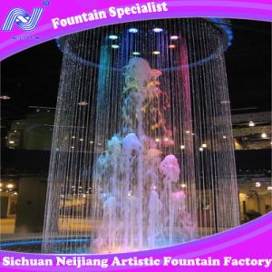 Restaurant Indoor Water Curtain Shopping Mall