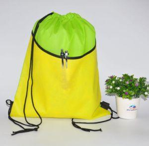 OEM Specially Design Non-Woven Drawstring Bag pictures & photos