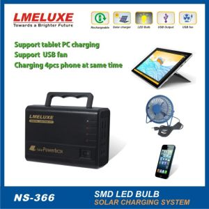 10W Mobile Phone Charging Function 12V LED Solar Light pictures & photos