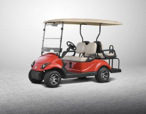 EEC Approved 4 Seats Electric Golf Kart with CE Certificate pictures & photos