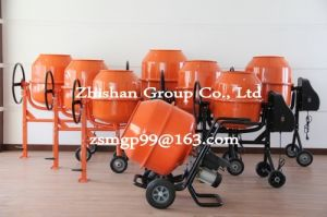 Cm120 (CM50-CM800) Portable Electric Gasoline Diesel Concrete Mixer pictures & photos