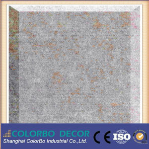 Interior Wall Board Polyester Fiber Acoustic Panel pictures & photos