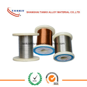CuNi2/Cuprothal 5/Copper Nickel Alloy Wire pictures & photos