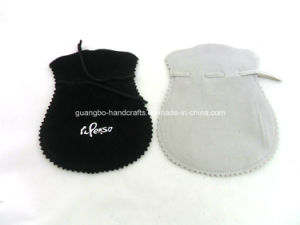 High-End Velvet Drawstring Pouch Jewelry Pouch pictures & photos