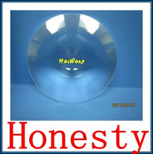 Plano Convex Fresnel Lens Optical Glass Lens (HW-S360) pictures & photos