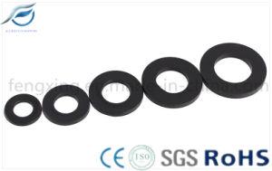 Black Insulating PVC Nylon Washer pictures & photos