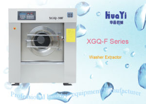 Fully Stainless Steel Industrial Washing Machine for Hotel Hospital Laundry Machine pictures & photos