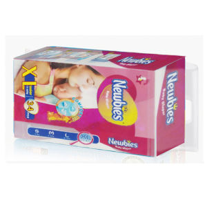 Soft Ultra-Thin Diapers with Good Quality (XL) pictures & photos