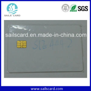 Competitive Price Atmel 24c Series Contact IC Card pictures & photos
