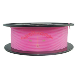 Well Coiling PLA 1.75mm Pink 3D Printing Filament pictures & photos