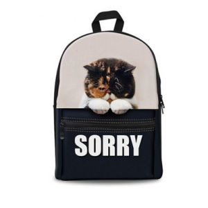 Cartoon School Backpack for Children pictures & photos
