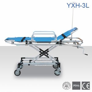 Hospital Patient Emergency Bed Yxh-3L pictures & photos