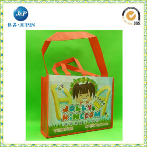 Non-Woven Woman Recycle Foldable Tote Hand Carry Shopping Bag (JP-nwb02) pictures & photos