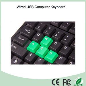 Waterproof Design OEM Logo Standard Keyboards(Kb-1688 pictures & photos