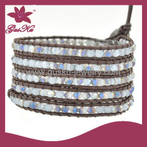2015 Wvb-091 New Fashion Handmade Woven Bracelet Wholesale pictures & photos