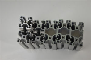 7075-T6 Aluminum/Aluminium Extrusion Profiles for Industrial Usage pictures & photos