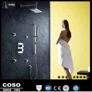 2015 Coso Brand Most Popular H59 Cooper Bar 6year Guarantee Concealed Shower Mixer pictures & photos