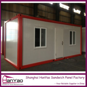 High Quality Customized Flatpack Modular Container House for Dormitories pictures & photos