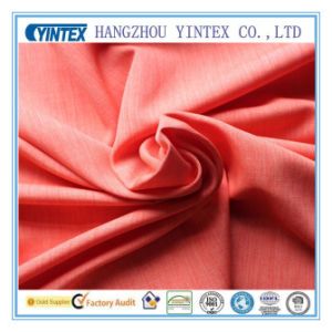 100 Polyester Plain Style Fabric pictures & photos