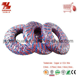 Rvs Electric Wire and Cable Electrical House Wiring Material PVC Copper Core Wire pictures & photos
