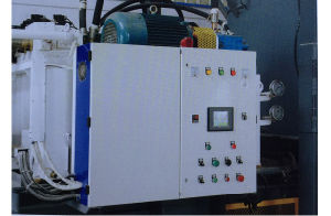 Full Automatic Baler with Energy Saving by Servo Motor Drive pictures & photos