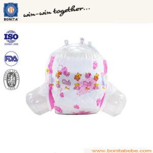 China Wholesale Breathable Disposable Baby Diaper