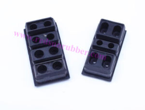 Custom Molded Rubber Bumper Parts pictures & photos