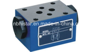 Z2s Superposition Type Hydraulic Control One-Way Check Valve
