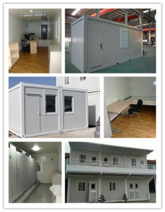 Portable Granny House with Bathroom pictures & photos