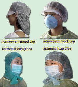 Low Price Disposable Nonwoven Astronaut Cap (LY-AC) pictures & photos