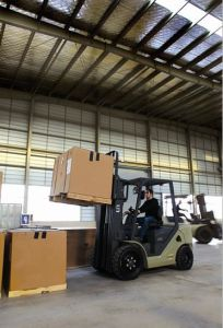 Un 2.0t Diesel Forklift with Optional Engine (FD20T) pictures & photos