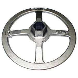 Custom Machine Tool Handwheel Stainless Steel Hanwheel pictures & photos