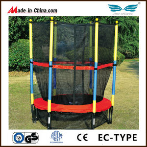 55 Inch Mini Kids Outdoor Trampoline Bed
