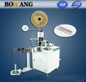 Full Automatic Single End Twisting and Terminal Crimping Machine/ Wire Processing Machine pictures & photos