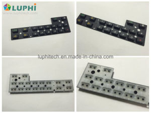 Customized Silicone Rubber Keypad Membrane Keypad (MIC-0632) pictures & photos