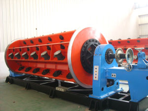 Rigid Frame Stranding Machine, Strander pictures & photos